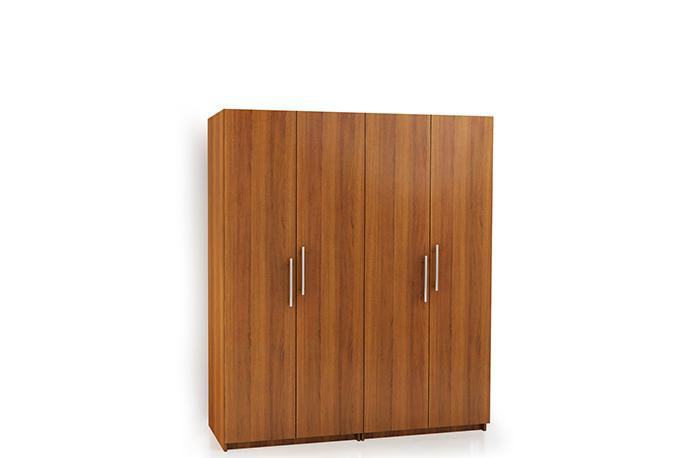 Buy particle board wardrobe online bingley for Particle board laminate finish